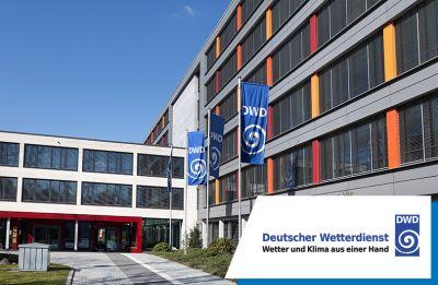 Disy entwickelt Web-Anwendungen für den Deutschen Wetterdienst (DWD)