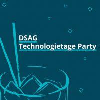 DSAG-Technolgietage Party