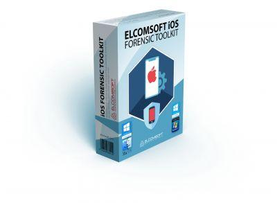 Box Elcomksoft iOS Toolkit 7.0