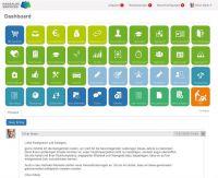 Innovative Plattform im ästhetischen Design: der HR AppStore