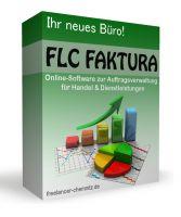 FLC Faktura - Online-Software zur Auftragsverwaltung für Handel & Dienstleistungen