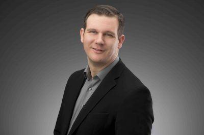 Sven Stelzer, Geschäftsführer des IT-Spezialisten IT-Guard aus Geilenkirchen und Willich