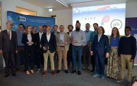 Die Preisträger des DEEP TECH AWARD 2019. Foto: Ines Weitermann/ Presse & Marketing