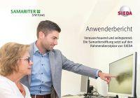 Anwenderbericht SIEDA Samariterstiftung Dienstplanung mit Rahmendienstplan, Zeit sparen, Mitarbeiterzufriedenheit erhöhen