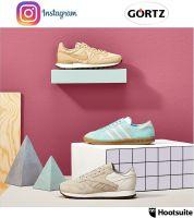 Görtz nutzt Hootsuite für den Instagram-Laufsteg
