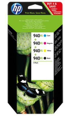 Die günstigen Tintenpatronen HP C2N93AE 940XL im SparPack