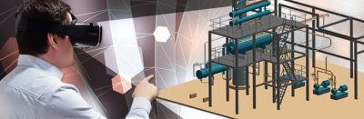 Auch der Vertrieb profitiert von besseren Kundenpräsentationen im Maschinen- und Anlagenbau