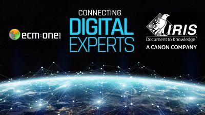 Digitale Experten - ecm:one GmbH und I.R.I.S. AG