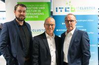 Die Vorstandschaft des IT-Clusters Oberfranken will 2020 den Digitalisierungs-Dialog zwischen Wirtschaft und Politik fördern: