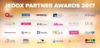 """Jedox gibt Gewinner des """"2017 Partner of the Year Award"""" auf dem Jedox Global Partner Summit bekannt"""