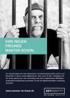 "KeyIdentity startet neue DSGVO-Kampagne ""Sommer im Knast"""