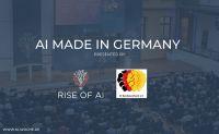 Künstliche Intelligenz Made in Germany – Berlin 13.05.2020