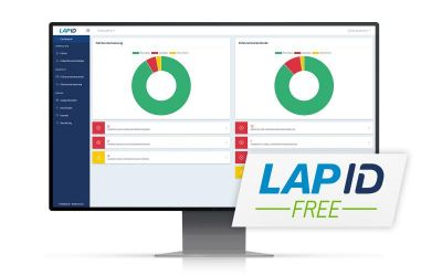 LapID Free - Kostenlose manuelle Führerscheinkontrolle
