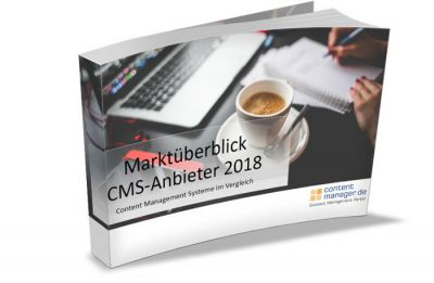 Marktanalyse Content Management Systeme 2018