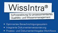 Maßnahmenmanagement WissIntra