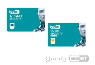 Erweiterung des Portfolios um die ESET Internet Security und ESET Smart Security Premium.