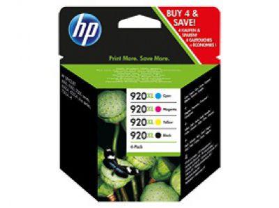 Die günstigen Druckerpatronen HP 920XL mit bis zu 1.200 Seitenleistung