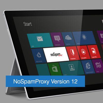 NoSpamProxy Version 12 bringt mehr E-Mail- Sicherheit durch Senderreputationssystem  und Anhangsmanagement