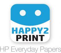 Die Happy2Print App ist ab sofort über den Apple App Store und den Google Play Store kostenfrei verfügbar