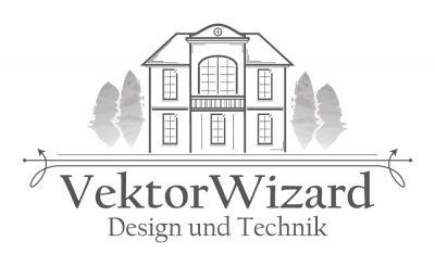 Dieses Logo steht für Qualität: VektorWizard Design und Technik