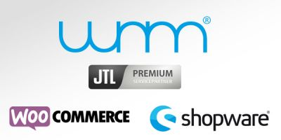 wnm Logo/ shopware / Woo Commerce