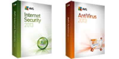 AVG Anti-Virus 2013 und AVG Internet Security 2013
