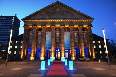 Kongress Palais Kassel - Kooperation Kassel Marketing & numeo GmbH