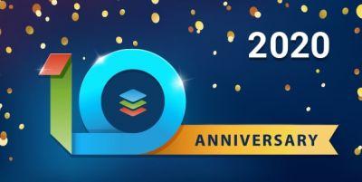 Die Open-Source-Office-Suite ONLYOFFICE feiert in diesem Jahr ihr 10-jähriges Jubiläum