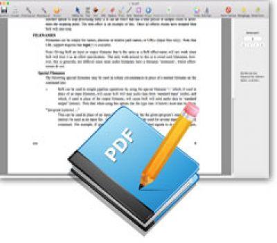 PDF Bearbeiten Mac Screenshot