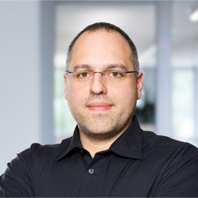 Thorsten Weimann freut sich über die Auszeichnung zum Top-Arbeitgeber