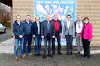 Tobias Bohmann, Helmut Voßmann, Karin Logemann, Detlef Kolde, Axel Brammer, Susanne Mittag, Rainer Spiering, Renate Geuter