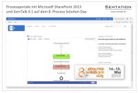 Prozessportale mit SemTalk und Microsoft SharePoint