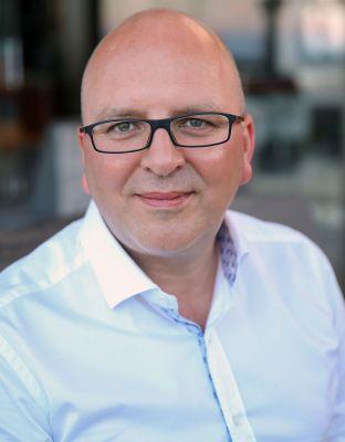Pascal Geenens, Director Cyber Threat Intelligence bei Radware