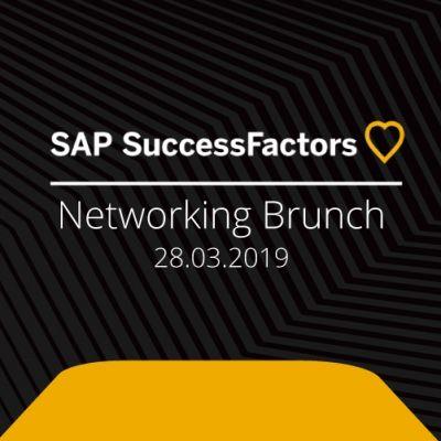 SAP SuccessFactors Networking Brunch in München