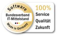 Gütesiegel des Bundesverband IT-Mittelstand e.V.