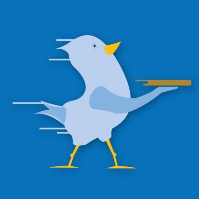 Deliverbird Lieferservice App