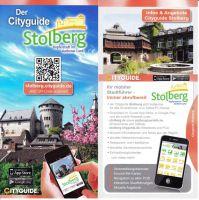 Der Info-Flyer zum neuen CITYGUIDE Stolberg