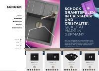 Neue Webseite für die Schock GmbH auf Basis von Neos CMS.