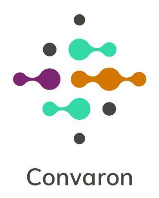Das neue Logo von Convaron