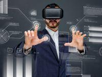 In der virtuellen Realität weltweite Präsentationen abhalten