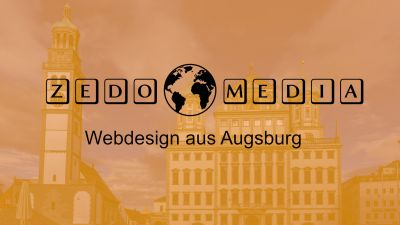 Zedo Media - Webdesign aus Augsburg