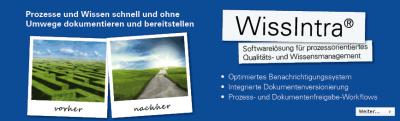 Wissensmanagement im Unternehmen mit WissIntra