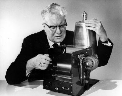 Chester Charlson - Seine Erfindung stellte die Geburtsstunde einer gesamten Industrie dar und führte zur Gründung von Xerox