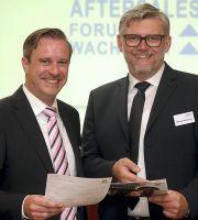 Referenten und After Sales Experten, Marco Paffenholz und Michael Kotlenga