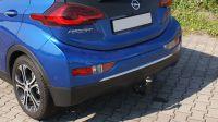 Abnehmbare Heckträgeraufnahme für den Opel Ampera-e bei www.ahk-preisbrecher.de mit Video