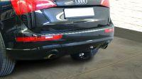 Anhängerkupplung am Audi Q5