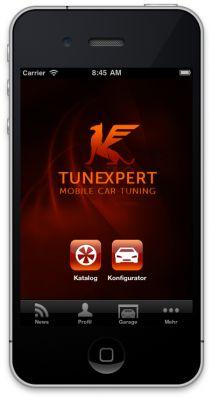 App-Startscreen