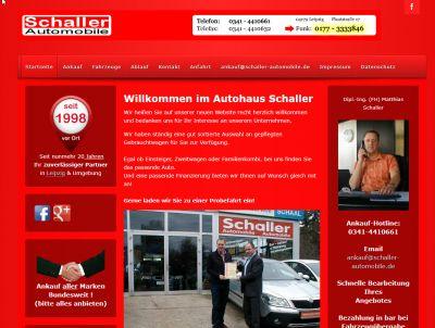 Auto Ankauf Leipzig | Schaller Automobile