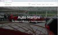 cmsGENIAL-System für Auto Martini