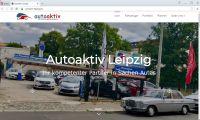 cmsGENIAL-System für Autoaktiv Leipzig